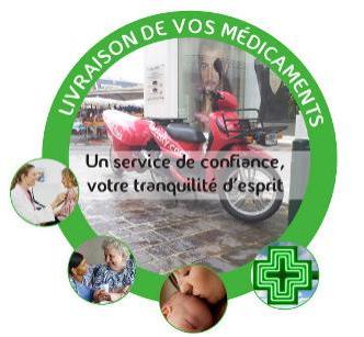 Livraison de vos médicaments à domicile
