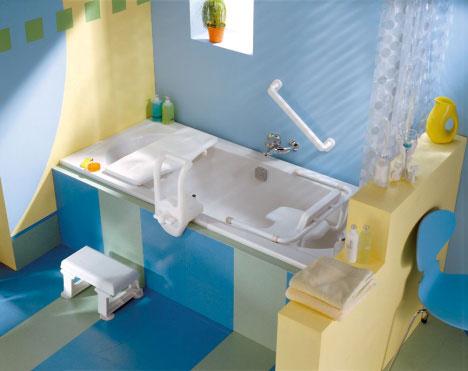 Hygiène et environnement bain
