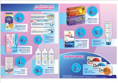 promotion pharmacie