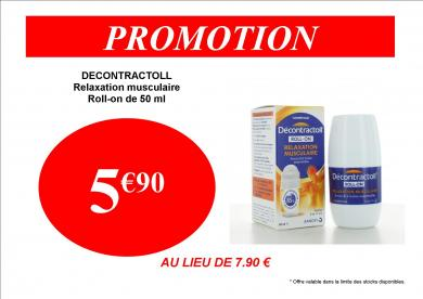 PROMOTION DECONTRACTOLL