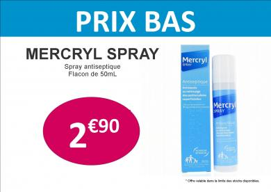 antiseptique spray