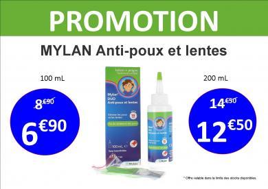 promotion anti poux